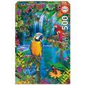 Puzzle 500 paraíso tropical - 04015512