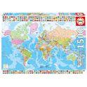 Puzzle 1500 mapa politico - 04017117(1)