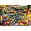 Puzzle 2000 tienda de comestibles - 04017128