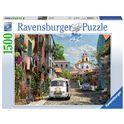 Puzzle 1500 pz en el sur de francia - 26916326