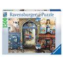Puzzle 1500 pasaje a parís - 26916241