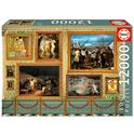 Puzzle 12000 grandes obras de arte - 04017137(1)
