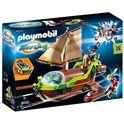 Barco pirata camaleon con ruby - 30009000