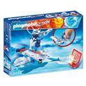 Robot de hielo con lanzador - 30006833