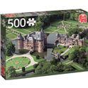 Puzzle 500 de haar castle netherlasnds- jumbo - 09518343