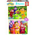 Puzzle 2x20 teletubbies - 04017016