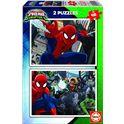 Puzzle 2x48 spider-man - 04017170