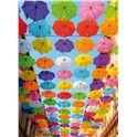 Puzzle 500 pz lluvia de colores - 26914765
