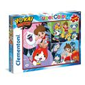 Puzzle 3 x 48 yo kai watch - 06625219