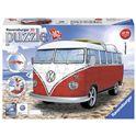 Puzzle 3d furgoneta vw - 26912516
