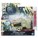 Transformers un paso turbo changers autobot hound - 25536504