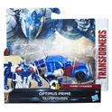 Transformers un paso turbo changers optimus prime - 25536505