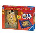Puzzle 1000 el beso + roll - 26919910