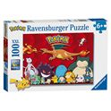 Puzzle 100 pokemon - 26910934