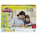 Playdoh aprendo texturas y colores - 25532563