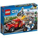 Camión grúa en problemas city police - 22560137