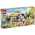 Caravana de vacaciones lego creator - 22531052