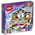 Snow resort ice rink lego friends - 22541322