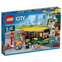 Bus station city town - 22560154