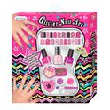 Set de uñas glitter nail art - 87201833