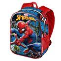 Mochila 3d spiderman - 20936423
