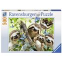 Puzzle 500 selfie tra bradipi - 26914790