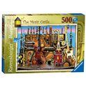 Puzzle 500 music castle(colinthomp.) - 26914779