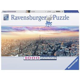 Puzzle 1000 parigi e le luci del mattino
