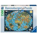 Puzzle 1500 terra colorata - 26916360