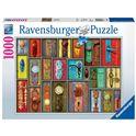 Puzzle 1000 antiche maniglie - 26919863