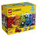 Ladrillos sobre ruedas lego classic - 22510715