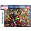 Puzzle 1000 marvel - 06639411