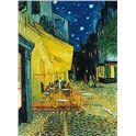 "Puzzle 1000 van gogh: "" café de noche exterior "" - 06631470"