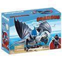 Drago y dragon con armadura - 30009248