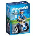 Policia con balance racer - 30006877