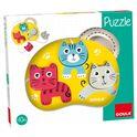Puzzle 3 gatos - 09553460