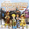 Aventureros al tren el primer viaje - 50320827