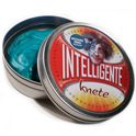 Azul turquesa eléctrico. textura firme - 54076034
