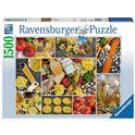 Puzzle 1500 pasta - 26916330