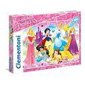 Puzzle 104 princesas disney - 06627086