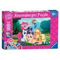 Puzzle my little pony 100 - 26910935