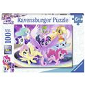 Puzzle 100 my little pony, la película - 26910709