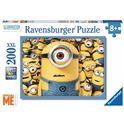 Puzzle 200 minions - 26912836