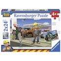 Puzzle bob el constructor 2 x24 - 26909151