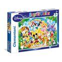 Puzzle 60 familia disney - 06626952