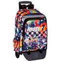 Mochila a.o. + trolley moto gp clinch - 75655366