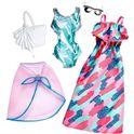 Barbie moda verano dos conjuntos - 24555177