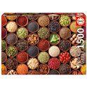 Puzzle 1500 especias y condimentos - 04017666