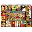 Puzzle 3000 collage de óperas - 04017676