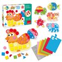 Animal sticker foam - 09553149